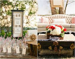 modern style country wedding decorations with diy rustic wedding