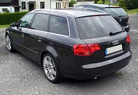 2007 Audi Avant File Audi A4 B7 Avant Jpg Wikimedia Commons