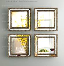 Decorative Mirrors Target Wall Mirrors Framed Wall Mirrors Lowes Perfect Silver Framed