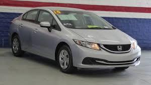 2014 used honda civic sedan 4dr cvt lx at baja auto sales east
