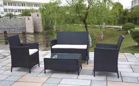 b q patio heaters furniture wicker garden furniture unflappable rattan patio