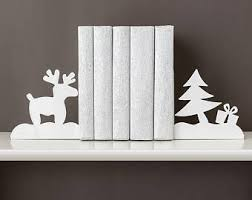 monogram bookends kids bookends etsy