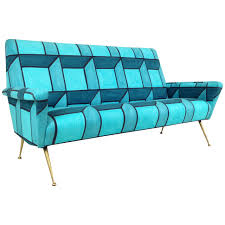 Teal Tufted Sofa by Furniture Light Blue Tufted Mid Century Sofas For Home Furniture