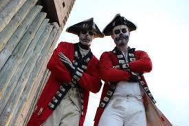 mackinaw city halloween events fort fright how to get scared by a historical ghoul this october