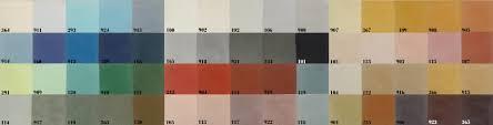 cement tile color palette kismet tile