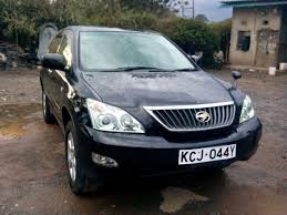 lexus harrier price in bangladesh used 2005 toyota harrier 240g premium l package cba acu30w for