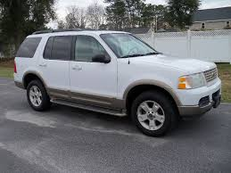 minivan ford 2003 ford explorer eddie bauer awd all of my cars pinterest