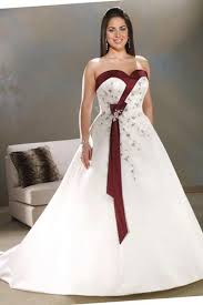 cheap plus size wedding dress plus size wedding dress with color pluslook eu collection