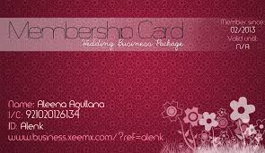 Membership Cards Design Membership Card Design 3pixeldesign