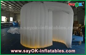 photo booth enclosure decoration led igloo photo booth enclosure cube with