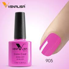free shipping nail art design manicure venalisa new 60 color 7 5ml