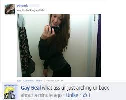 Seal Meme Gay - wut ass meme by deadgag34 memedroid