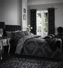 Damask Duvet Cover King Damask Duvet Quilt Cover Set Bed Linen Double King Size Bedding