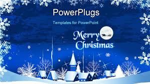 christmas card powerpoint template custom card template christmas