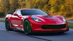 first drive the new corvette z06 top gear