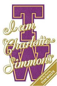 The Bonfire Of The Vanities Sparknotes I Am Charlotte Simmons Wikipedia
