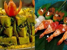 abe cuisine shinzo abe india visit jab sushi met dhokla
