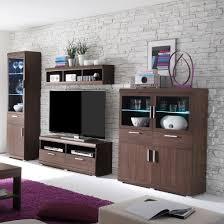 Wohnzimmerschrank Mit Bettfunktion Tv Unterschrank Mestre In Braun 120cm Möbel89