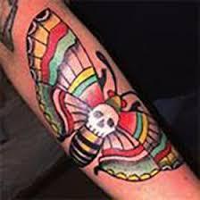 crow and butterfly tattoo hull tattoo artist in hull hu3 6bh