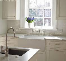 White Kitchen Sink Faucets Deck Mount Brass Prep Sink Faucet Design Ideas