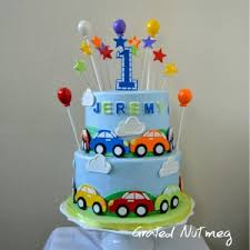 cars cake toppers fondant 2d car tutorial grated nutmeg