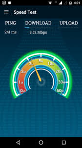 android speed test speed test and wifi analyzer free android app android freeware