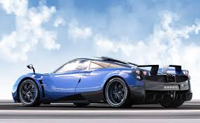 Pagani Creates Another One Off Huayra The Pearl Performancedrive