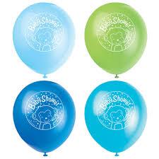 latex boy monkey baby shower balloons boy baby shower decorations