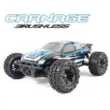 ftx carnage 1 10 4wd brushless rtr truggy
