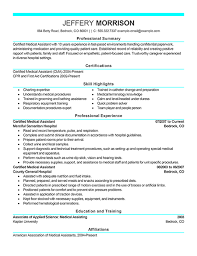 Sample Payroll Resume by Sample Resume For Hospital Unit Clerk