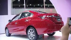 all new toyota vios in bangkok motor show 2013 youtube