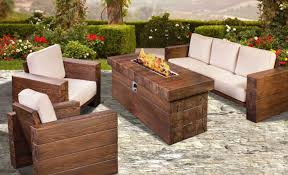 Patio Sets With Fire Pit Furniture 36 Awesome Teak Outdoor Furniture Photo Design Awesome