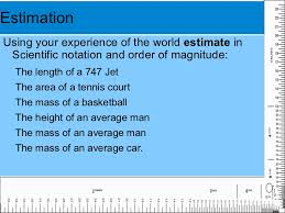 working with scientific notation physics 1 1 scientific notation