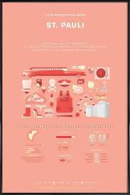 bureau standard st pauli as premium poster by bureau bald juniqe uk