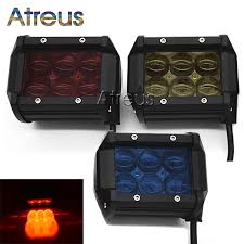 Led Work Light Bar by Online Get Cheap Led Blue Light Bar Aliexpress Com Alibaba Group