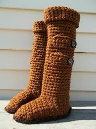 ugg crochet slippers sale knee high ugg slipper boots free pattern link crochet