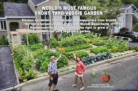 world u0027s most famous front yard vegetable garden u2026 u2026 it is what it is