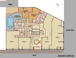 floor plans riah towers dubai culture village