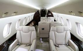 Legacy 650 Interior Jet Aviation Basel Delivers First Full Cabin Refurbishment Project