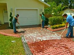 how to lay a cobblestone driveway how tos diy