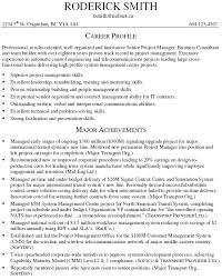 Sample Resume Business by Business Consultant Resume Berathen Com