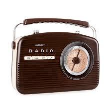radio de cuisine oneconcept nr 12 radio de cuisine am fm rétro 50 s feeling
