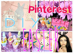 Diy Easter Decorations Bethany Mota by Diy Easter Decor Treats Gifts Have The Best Easter Ever