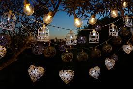 standing and hanging garden lighting fixtures designs