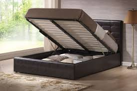 King Bed With Drawers Underneath Bed Frames Espresso King Storage Bed Twin Bed With Storage Ikea