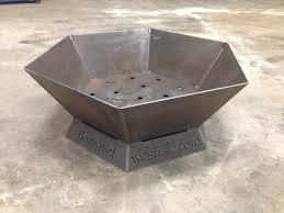 Steel Firepit Best Of Heavy Steel Pit Made In Usa Themed Steel