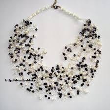 Knitted Chandelier Earrings Pattern Best 25 Knitted Jewelry Ideas On Pinterest Handmade Chain