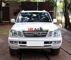 toyota land cruiser cygnus toyota land cruiser cygnus 2004 hitad lk best classifieds