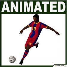 black basketball player animated 3d model cgstudio
