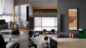 eames chair living room cute glass living room table also gray wall idea and awesome eames